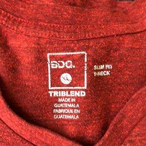 BDG Shirts - Bundle of 3 XL BDG V neck shirts